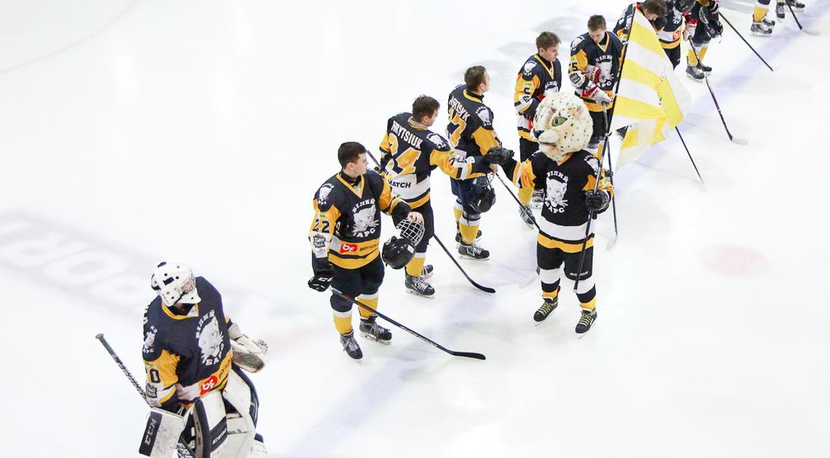 Білий Барс підтвердив свою участь в новому чемпіонаті ВХЛ / uhl.com.ua