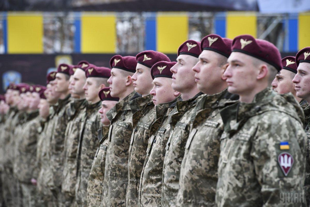Сьогодні в Україні відзначається 100-річчя створення морської піхоти / фото УНІАН