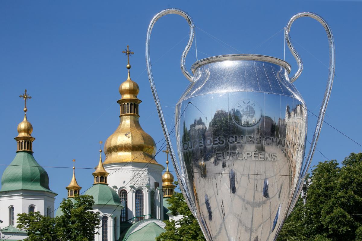 Выходные 26-27 мая пройдут под знаком финала Лиги Чемпионов в Киеве / Фото REUTERS
