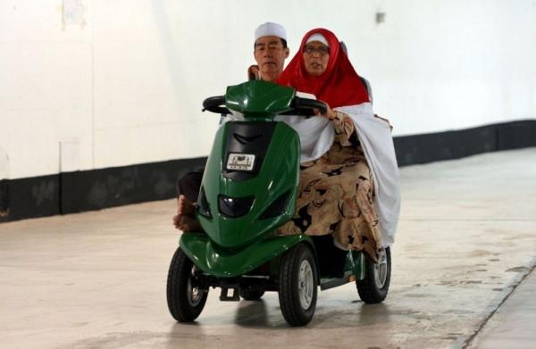 В Мекке «облегчили жизнь» паломникам с ограниченными возможностями / islam-today.ru