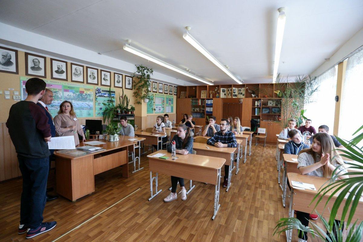 Тестирование было сорвано в Боярке / иллюстративное фото УНИАН