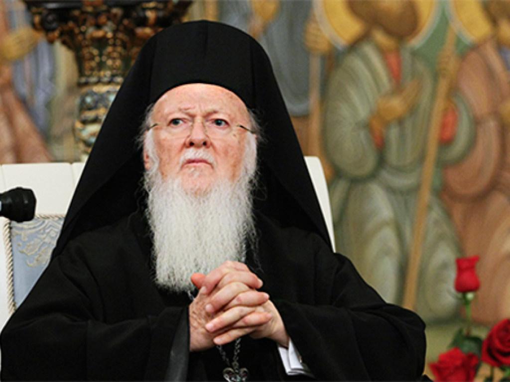 Патриарх Варфоломей / ГолосUA
