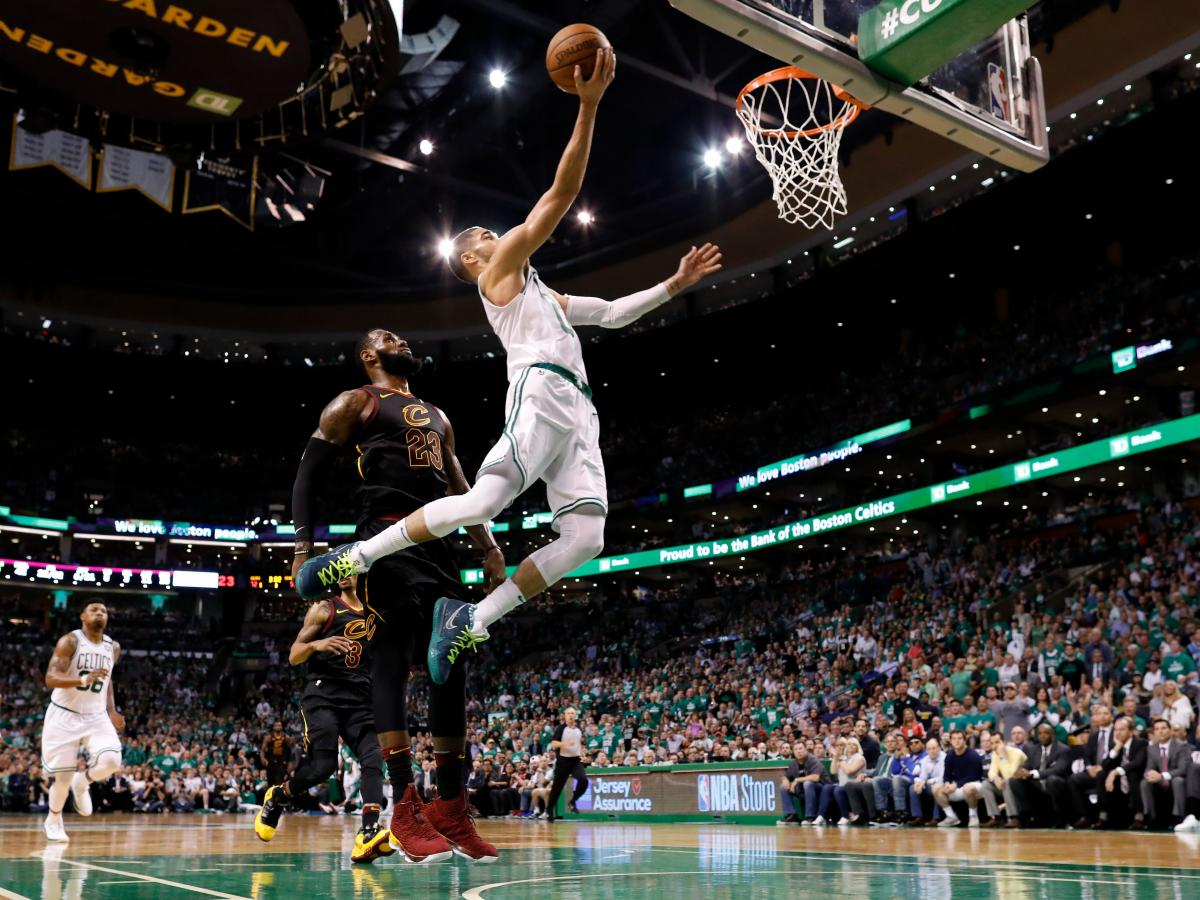 Бостон - Кливленд / REUTERS