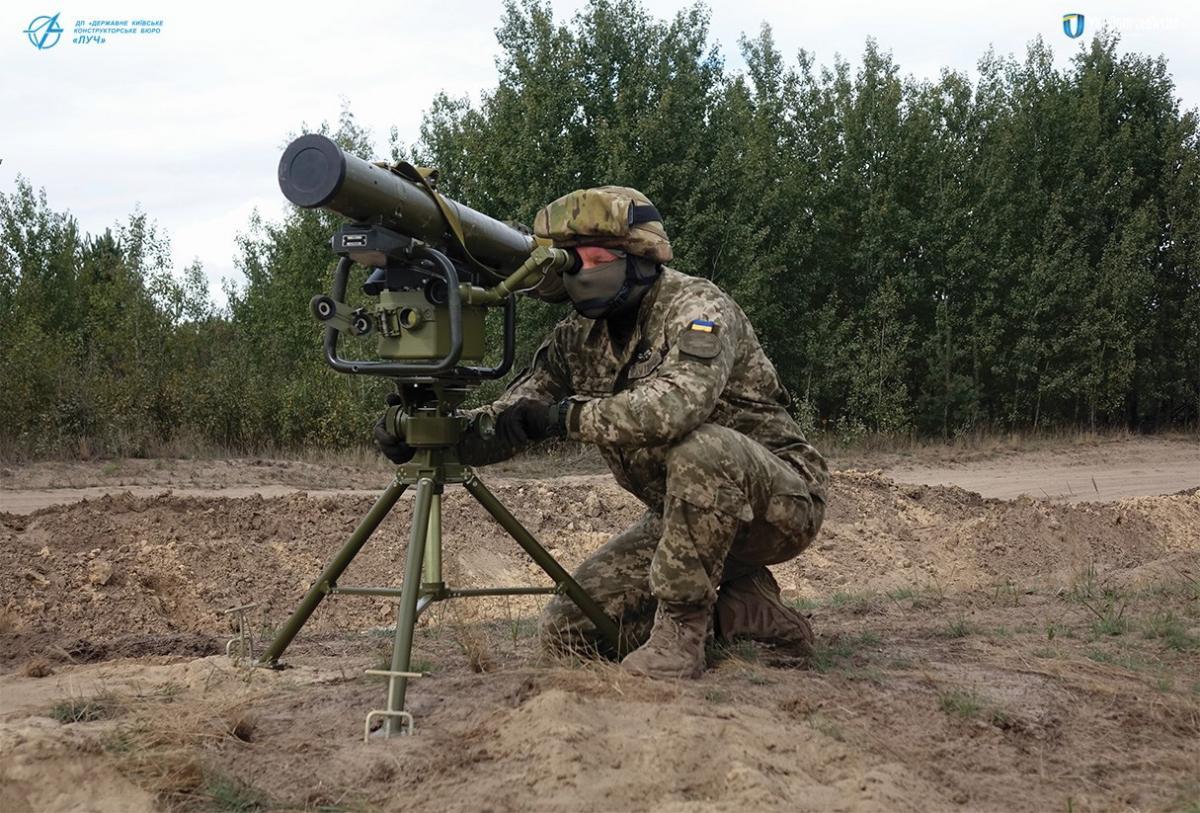 """Отечественный ПТРК II поколения """"Корсар"""" / """"Украинский милитарный портал"""""""