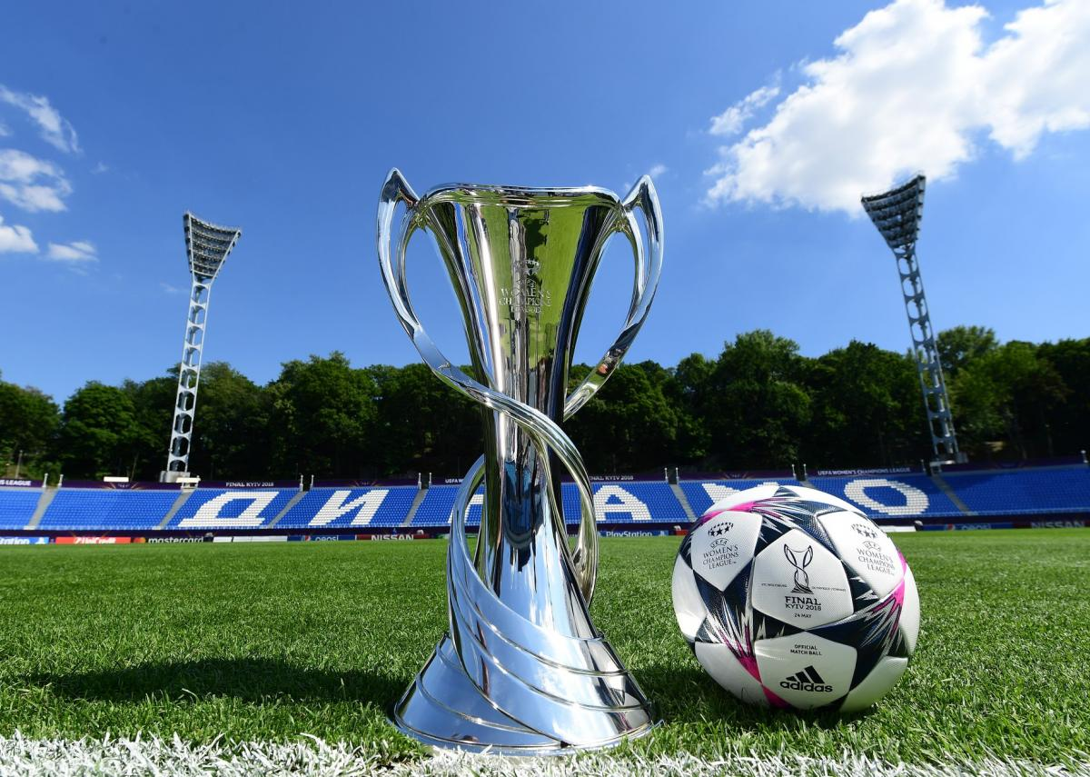 Сьогодні відбудеться фінал жіночої Ліги чемпіонів / прес-служба УЄФА