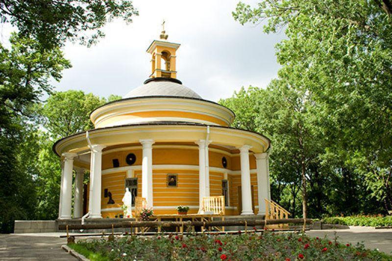Церква на Аскольдовій могилі / stejka.com
