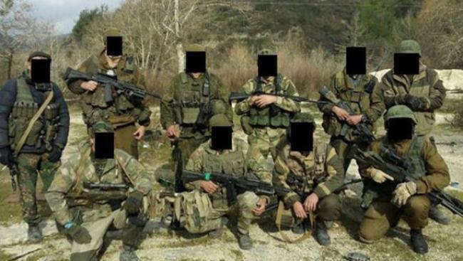 Боевиков набрали для отправки в Судан / фото sprotyv.info