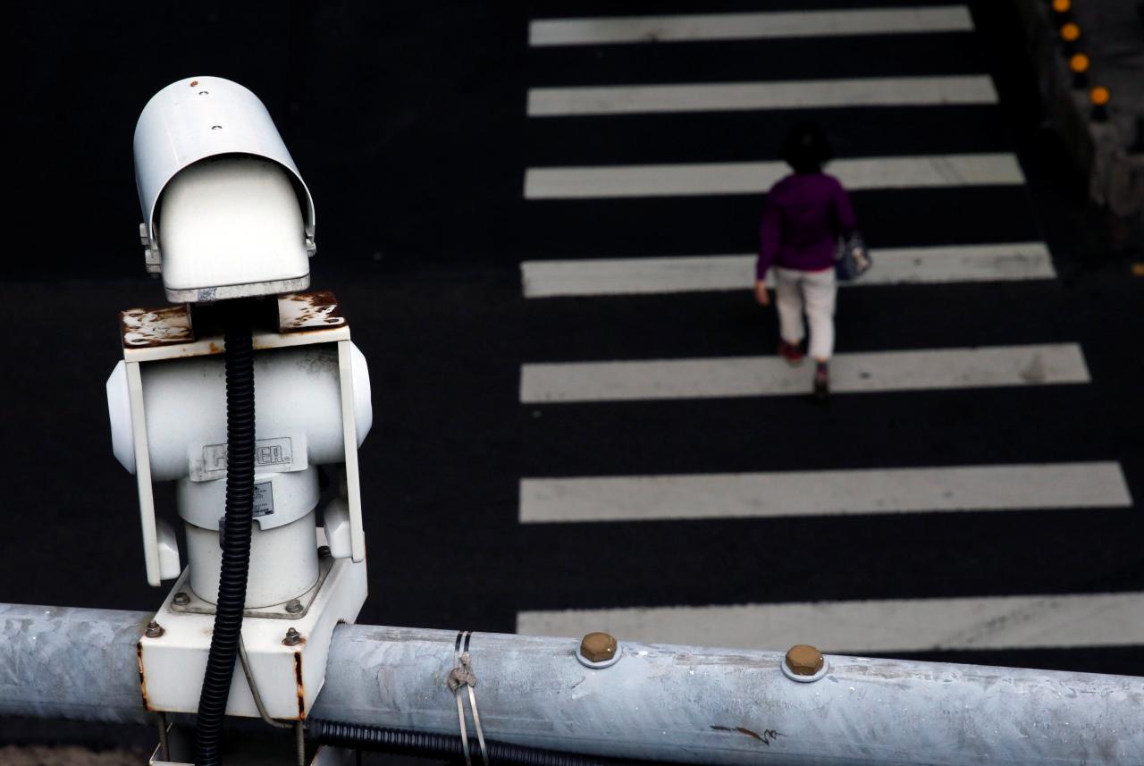 Камера слежения/ REUTERS