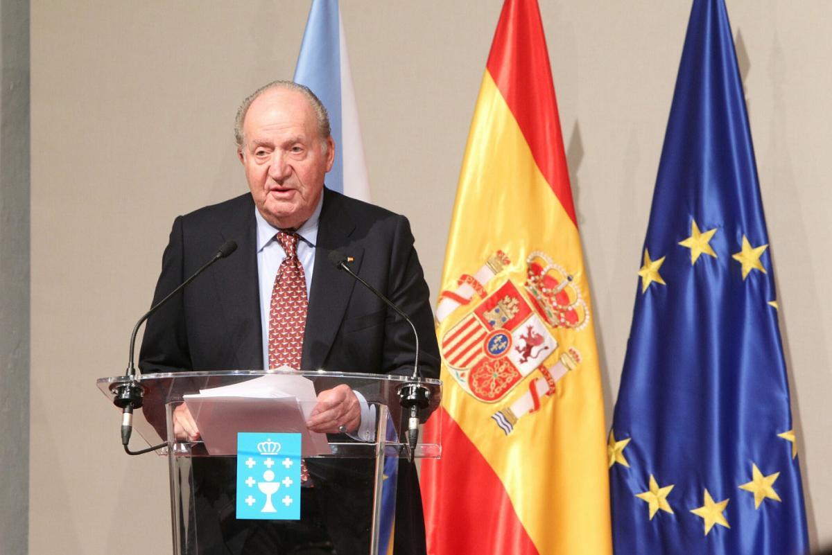 Король ІспаніїХуан Карлос I / фото casareal.es