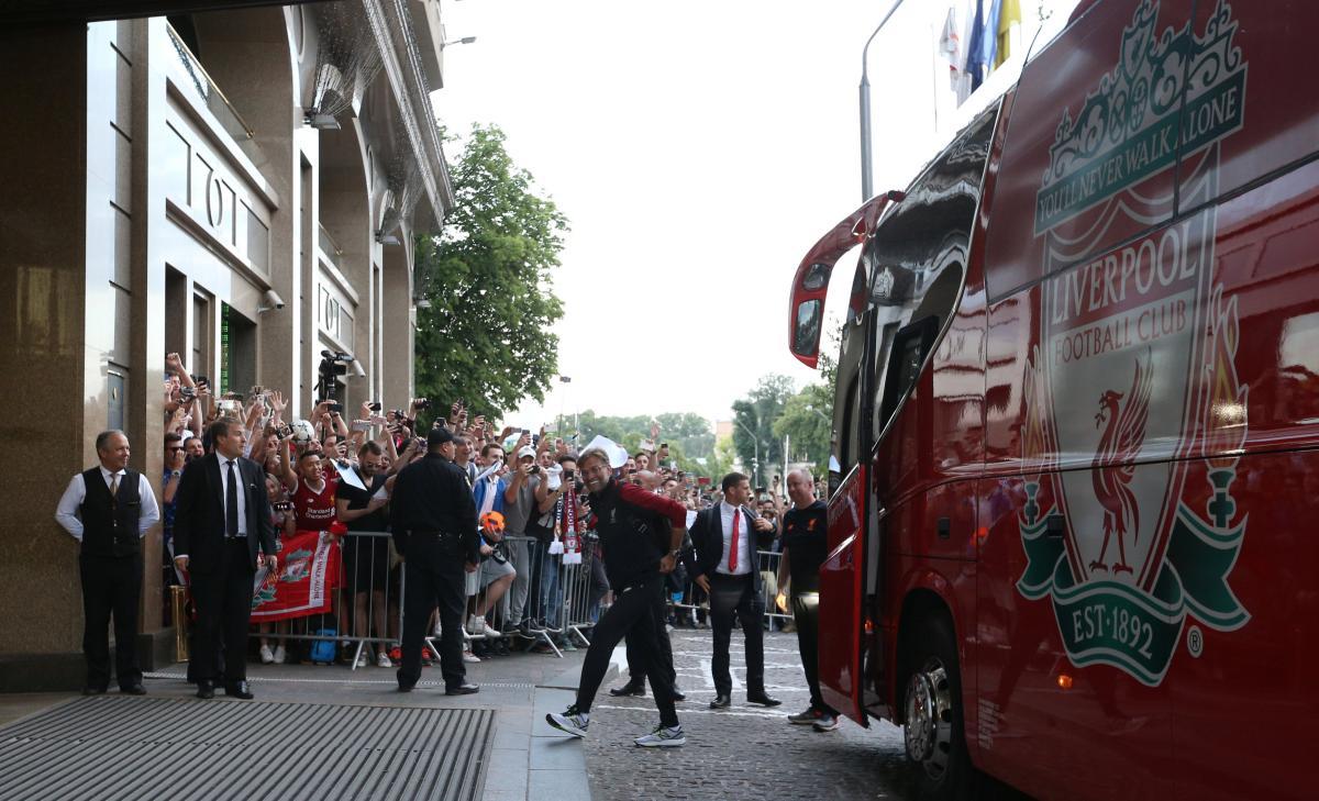 «Ливерпуль» вернёт фанатам деньги забилеты из-за отмены рейсов вукраинскую столицу
