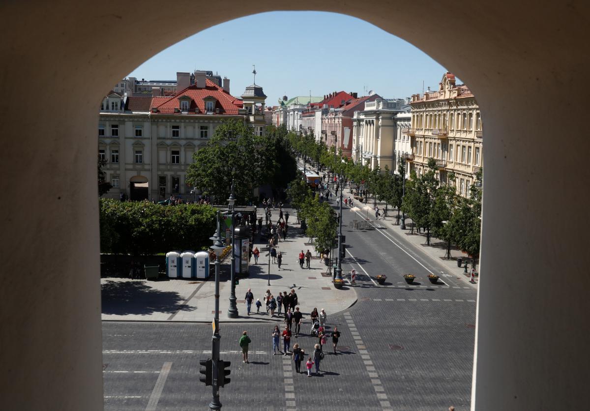 Чем заняться на выходных в Вильнюсе / Фото REUTERS