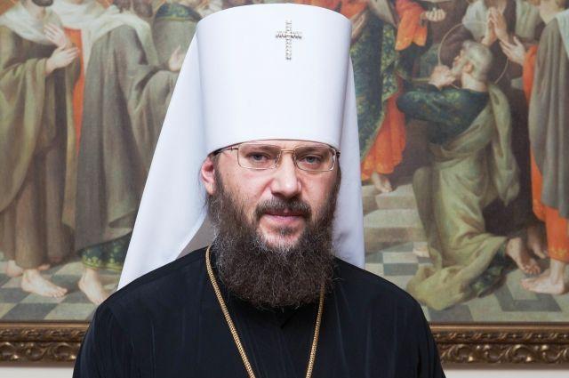 Митропоолит Антоний / facebook.com
