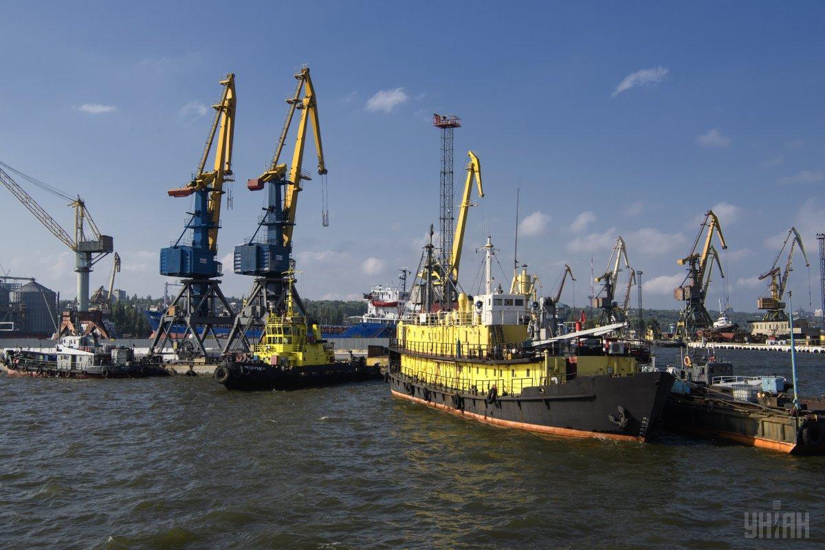 Почти все украинские порты перевыполняют финплан на 2018 год/ фото УНИАН