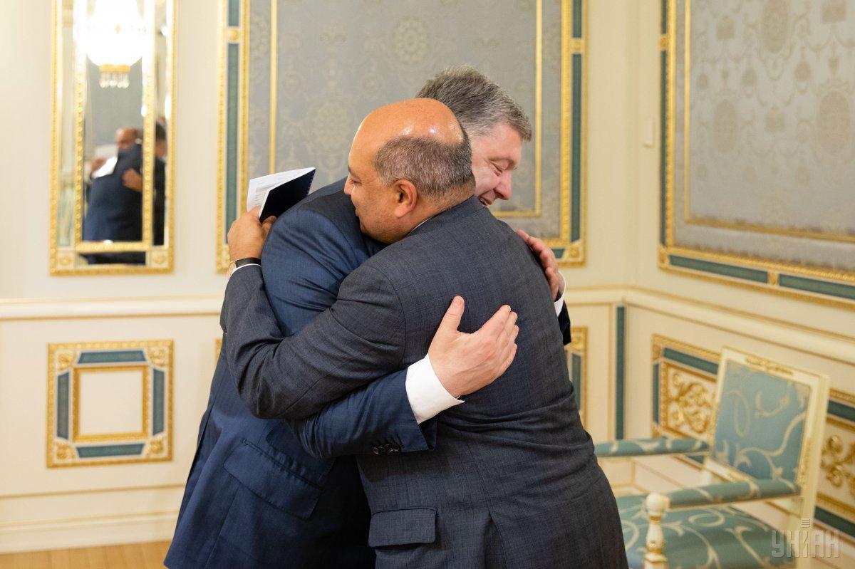 Порошенко призвал ЕБРР удвоить объемы финансирования проектов в Украине / фото УНИАН