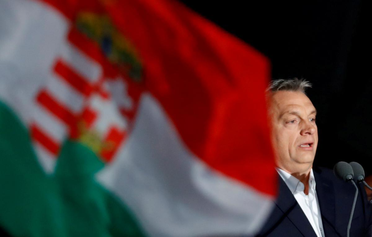 Віктор Орбан / REUTERS