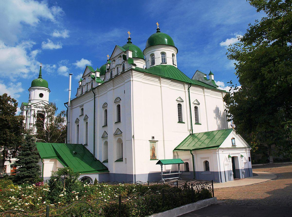 Свято-Флорівський монастир / фото з відкритих джерел