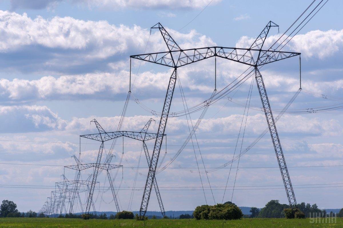 НКРЭКУ остановила импорт электроэнергии из России и Беларуси /фото УНИАН