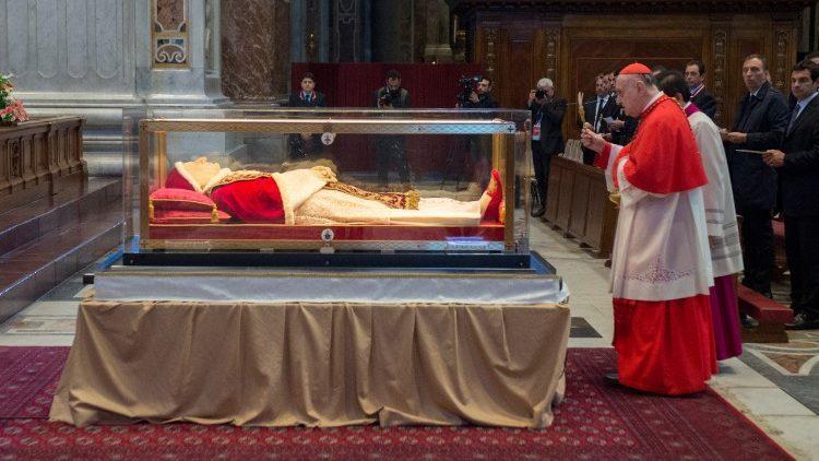 Розпочалося паломництво мощей святого Папи Іоанна ХХІІІ/ vaticannews.va