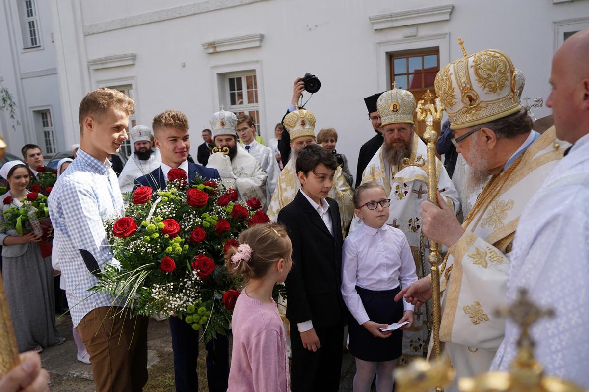 В Польше прошли торжества в день 80-летия Предстоятеля Православной Церкви / orthodox.pl