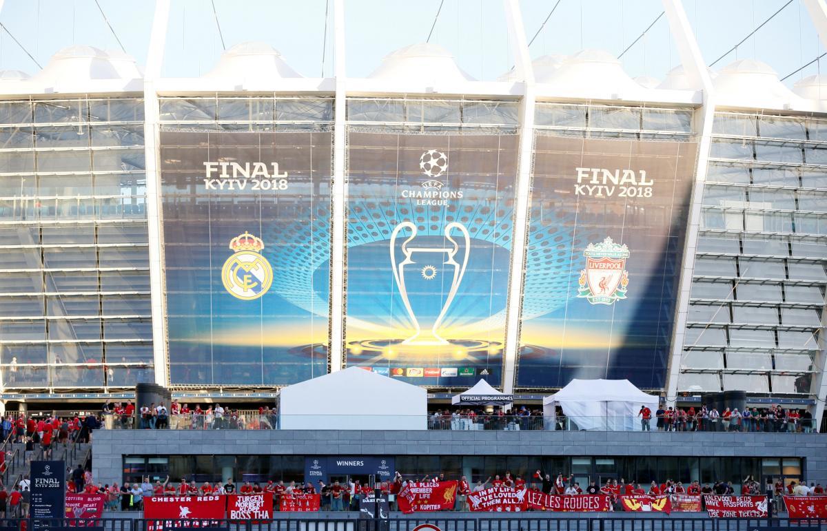 Реал і Ліверпуль зійдуться у фіналі в Києві / REUTERS