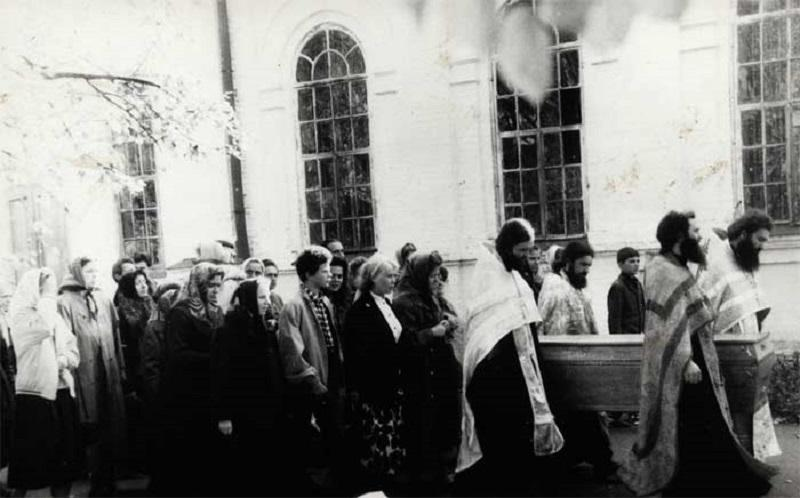 Опубліковано унікальні архівні відео про преподобного Іону Київського / news.church.ua