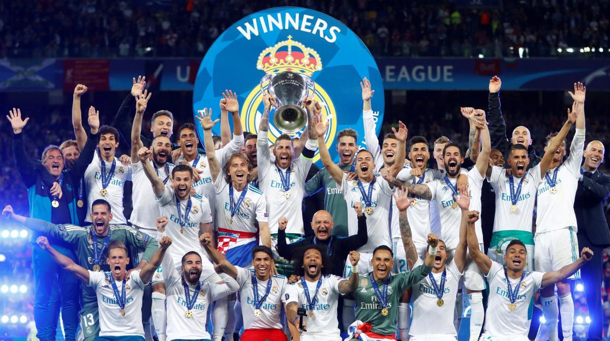 УЄФА подякував Києву за фантастичний фінал Ліги чемпіонів