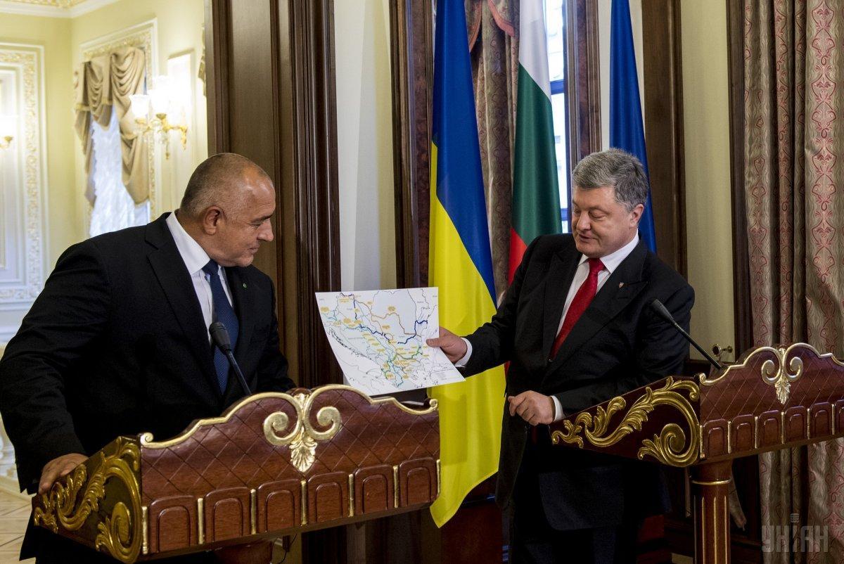 Порошенко заявив про початок будівництва нової дороги / фото УНІАН