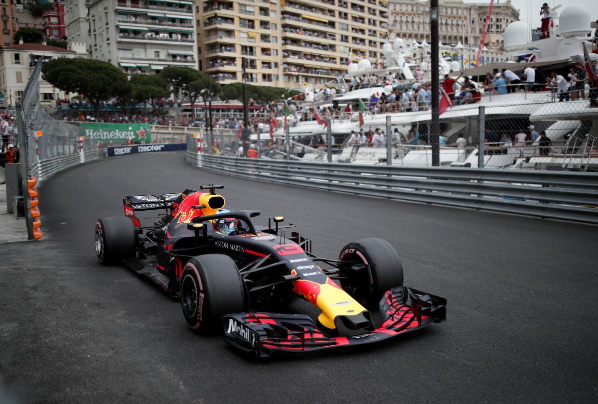 Даніель Ріккардо виграв Гран-пріМонако / REUTERS