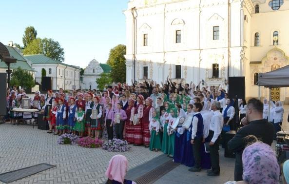 Гала-концерт Всеукраїнського фестивалю-конкурсу «Пентікостія» / foma.in.ua
