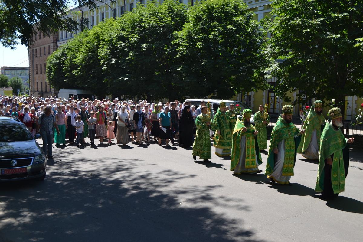 Вшанування пам'яті святих новомучеників і сповідників Уманського краю / eparhia-uman.org.ua