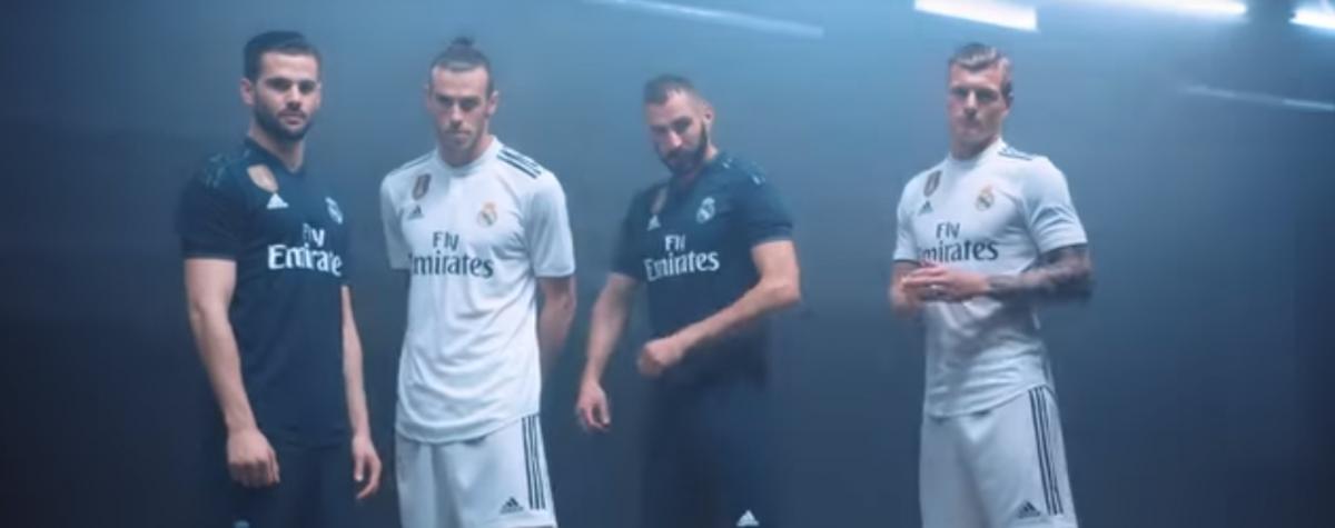 Роналду не одягнув нову форму Реала під час презентації / twitter.com/realmadrid