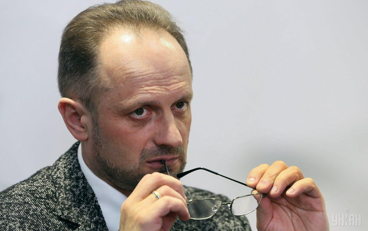 Новый представитель Украины в ТКГ заявил, что Путин привлек Медведчука к Минскомупроцессучерез Меркель / фото УНИАН