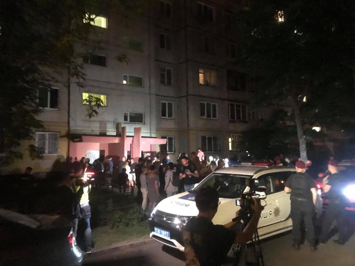 Бабченкоубили в столице 29 мая / фото facebook.com/mixailotkach