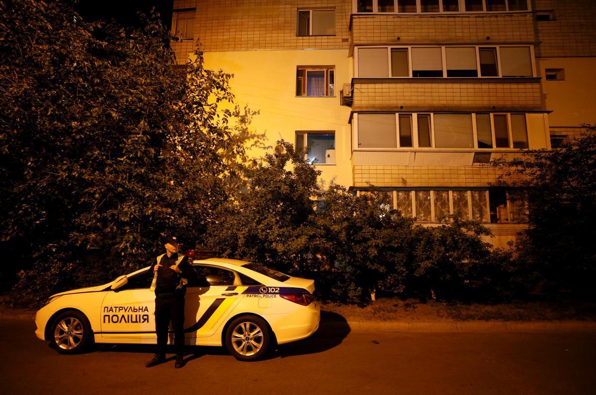 Дом, в котором жил Аркадий Бабченко во время инсценировки убийства / REUTERS