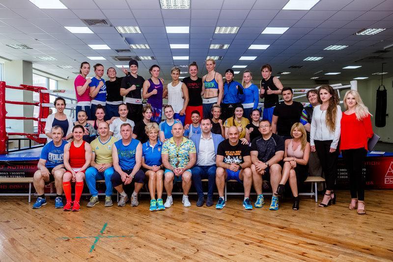 Женская сборная Украины выступит на чемпионате Европы по боксу / fbu.org.ua