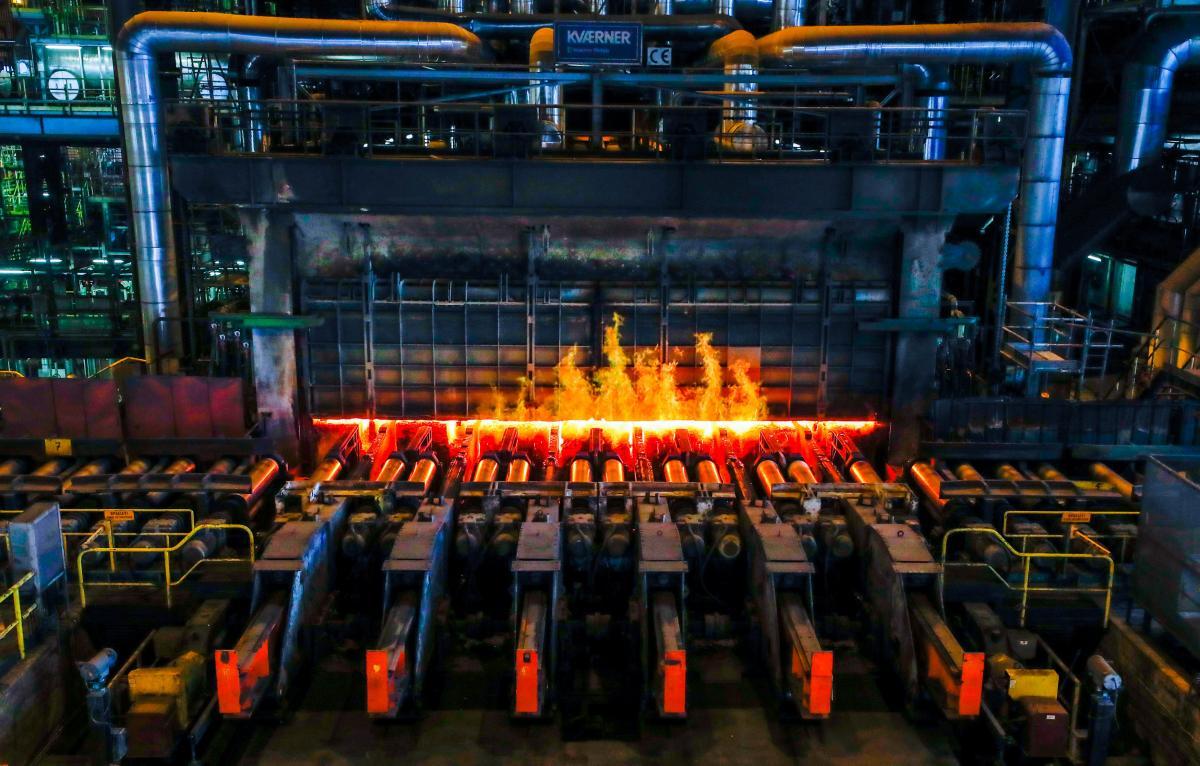 По даннымГНС, основными донорами государственного бюджета являются добывающая промышленность, а также металлургия / фото REUTERS