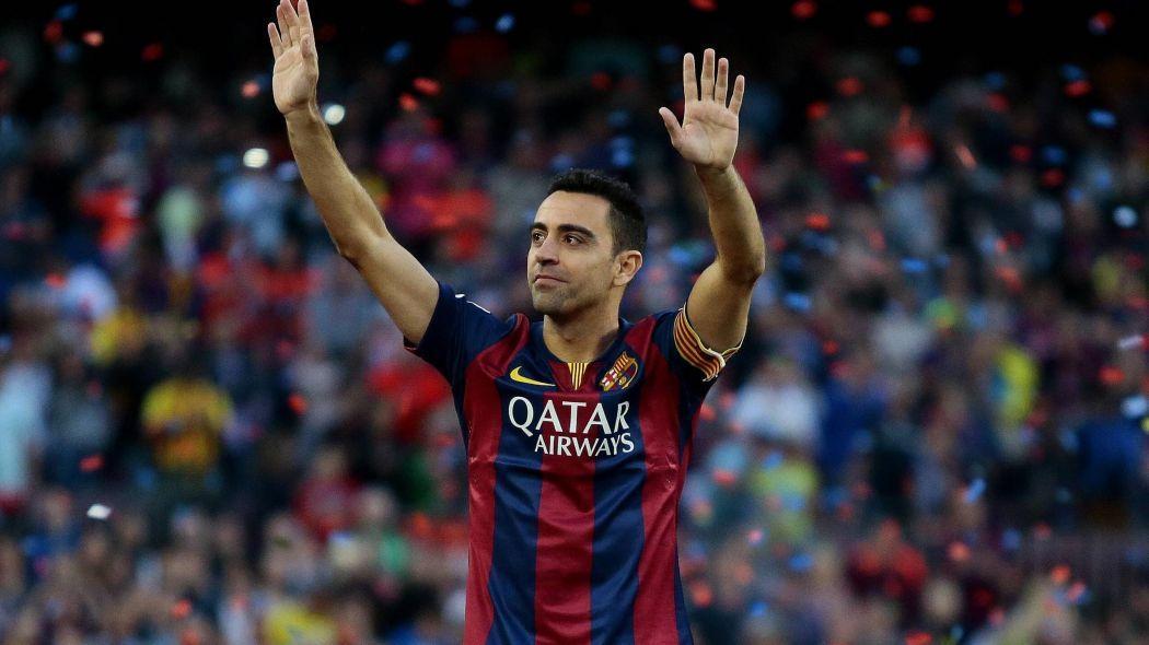 Хави выступал за Барселону на протяжении 16 лет / Eurosport
