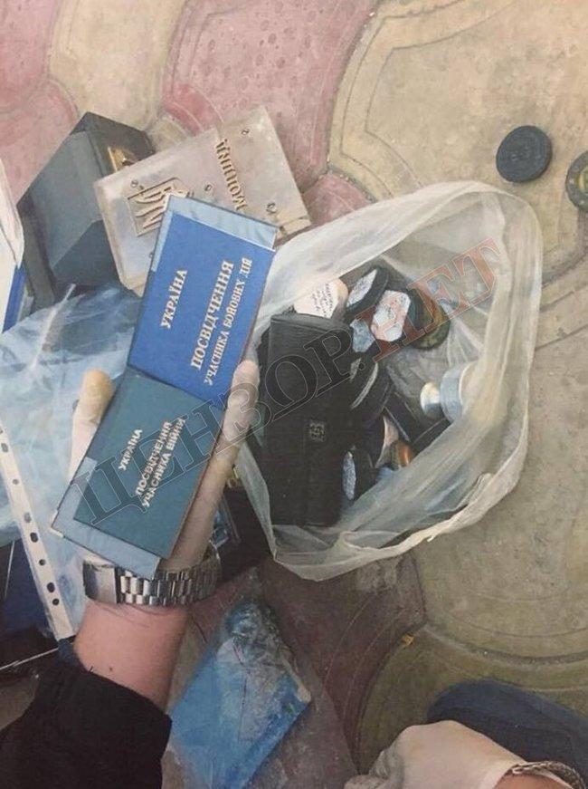 Контрразведкой задокументирована противоправная деятельность российского дипломата и гражданина Украины / Цензор.НЕТ