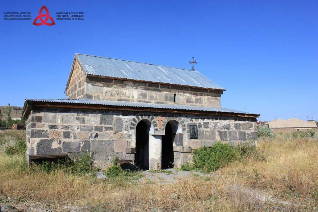 Церковь Х века / 1tv.ge
