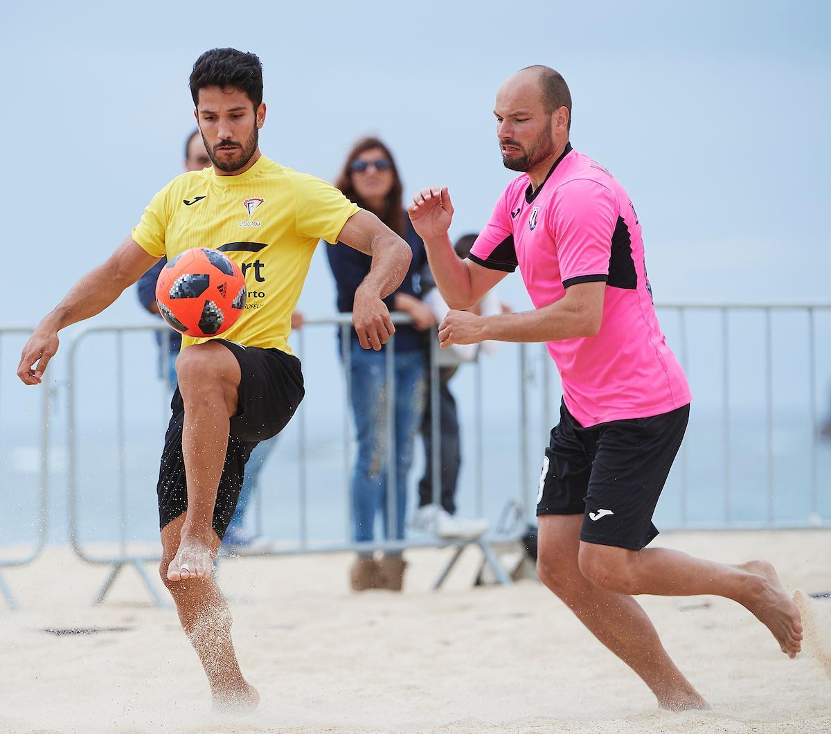 Выбор програл уже в первом раунде плей-офф Кубка европейских чемпионов / beachsoccer.org.ua