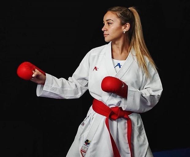 Терлюга впервые признана лучшей спортсменкой месяца в Украине / noc-ukr.org