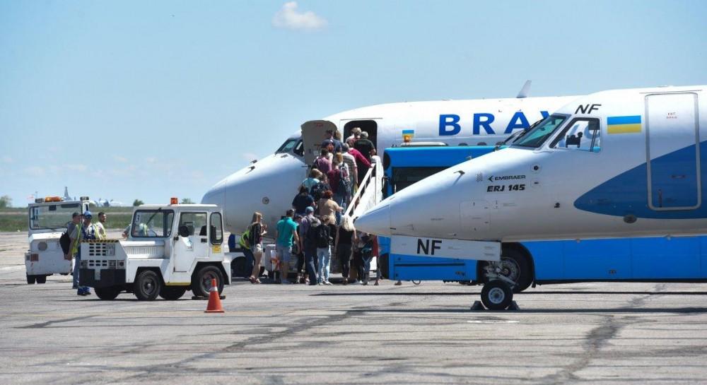«В аеропорту Київ ім. Сікорського (Жуляни) знову величезні затримки e30a7b0a77542