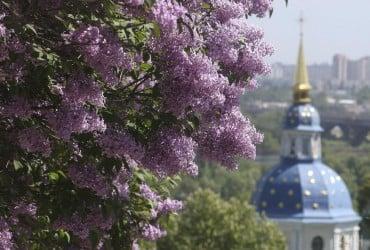У Києві завтра температура до +24°, без опадів