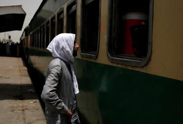 Аномальная жара в Пакистане: погибли 65 человек