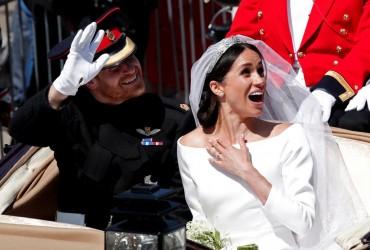 Долг в 5 миллионов фунтов: от Меган Маркл и принца Гарри требуют вернуть деньги за свадьбу