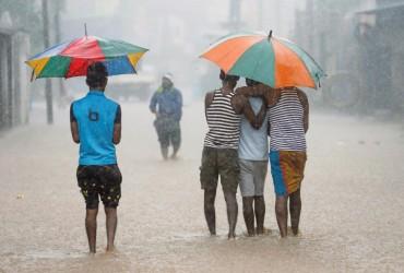 Число жертв наводнения на Шри-Ланке увеличилось до 12 человек