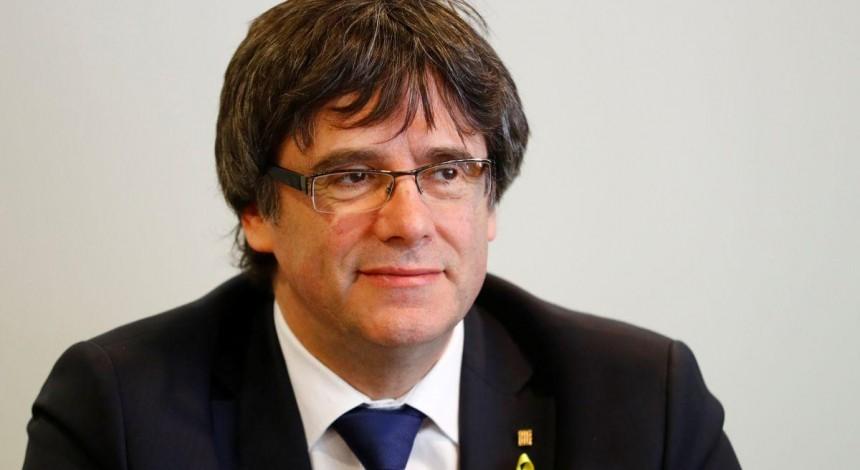 В Італії звільнили з-під арешту колишнього лідера Каталонії Пучдемона
