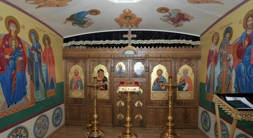 Народні депутати хочуть ліквідувати каплицю УПЦ у Верховній Раді