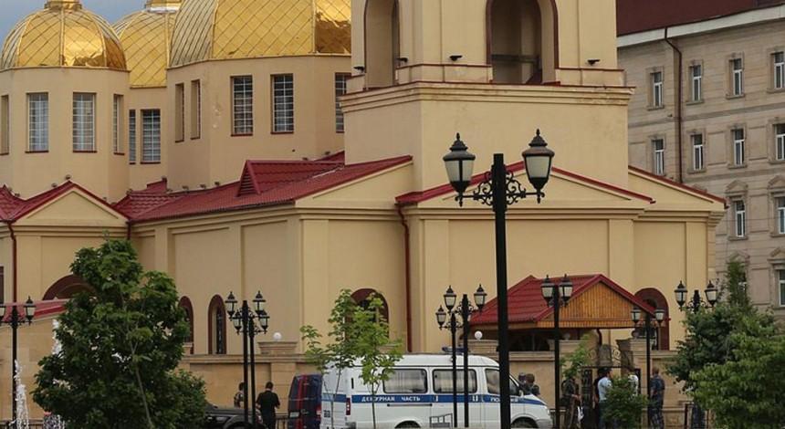 Вірянина, який загинув від рук терористів у Грозному, поховають на території церкви