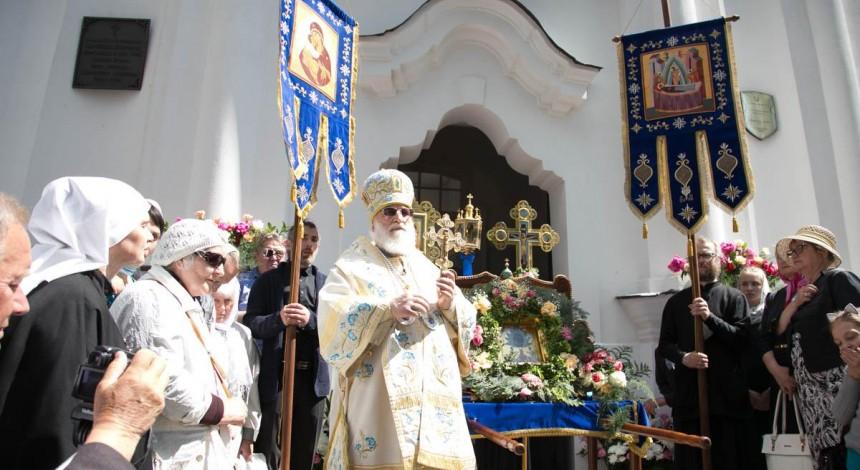 У Білорусі урочисто відзначили день Жировицької ікони Божої Матері